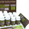 Dermocaress en 60 capsules, acide hyaluronique